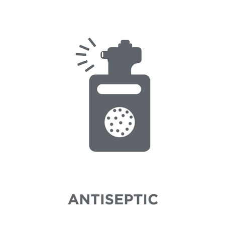 Antiseptic icon. Antiseptic design concept from  collection. Simple element vector illustration on white background.