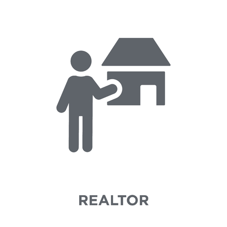 design concept from Real estate collection. Simple element vector illustration on white background. Illustration