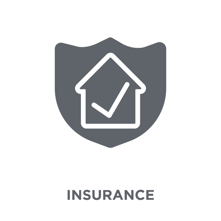 Insurance icon. Insurance design concept from  collection. Simple element vector illustration on white background. Illustration