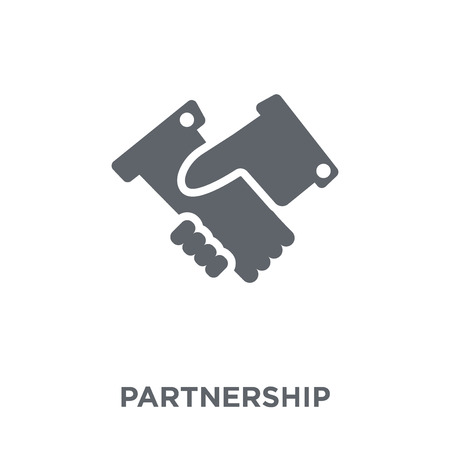 Partnership icon. Partnership design concept from  collection. Simple element vector illustration on white background.