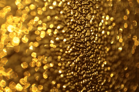 glisten: Adorable sparkling relief opaque golden colorful yellow glisten stylish luxury textured glass backdrop beautiful decoration texture, horizontal picture