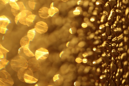 prominence: Splendid cool pretty sparkling shining glittery vibrant yellow background artistic relief decorative natural fresh wallpaper closeup, horizontal picture