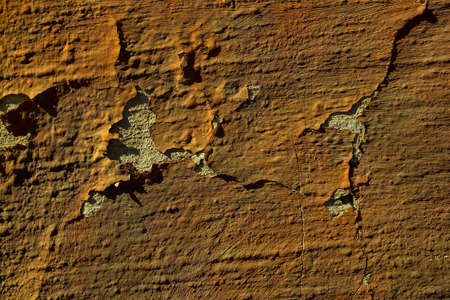 roughcast: Cracked aged rough concrete vintage wall background
