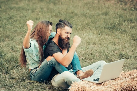 couple in love, love and romance, relations and friendship, technology and mobile device, business and education, work and travel, social network and buy online