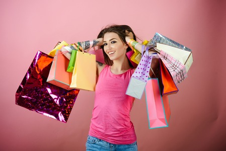 Purchase, order, procurement. Purchase, buy, shopping, paperbags.