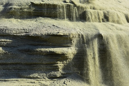 Mineral sand, building material, construction. Minerals and mining.