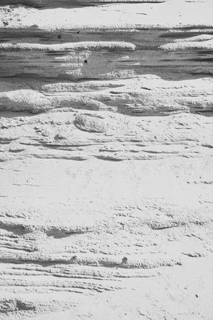 Sand mass in sandpit