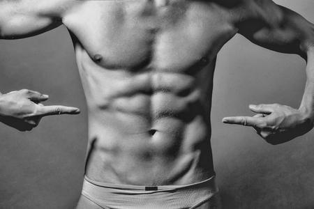 Sweet gay. Sugar boy. muscular male torso