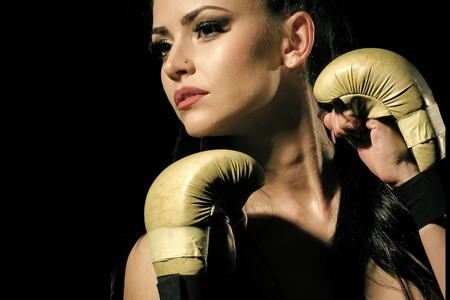 womens martial arts. Coach and health.
