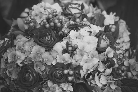 flower composition. Colorful bouquet