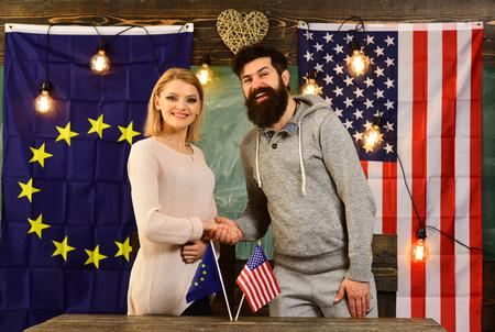 Dating in het Verenigd Koninkrijk vs USA