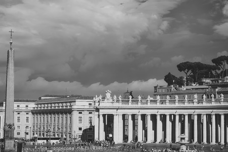 ROME. ITALY - JUNE 04, 2013: Rome. Italy. The Altar Of The Fatherland II Vittoriano Piazza Venezia Banque d'images - 103719901
