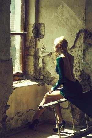 Young beautiful woman Stok Fotoğraf