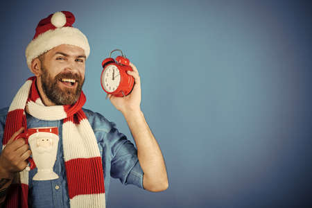Christmas time to celebrate concept Stock Photo
