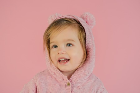 having fun. little girl child smiling. childhood and happiness. small happy girl. autumn and spring kid fashion. I love my mom. international childrens day.