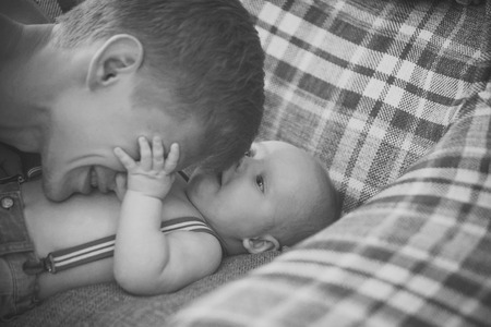Child care, cuddling, babysitting