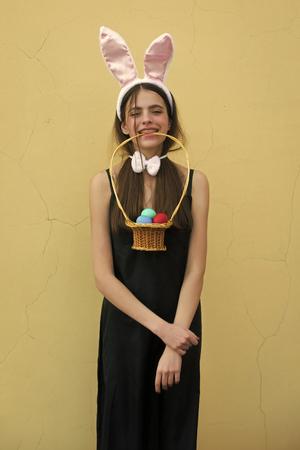 Easter tradition and symbol 版權商用圖片