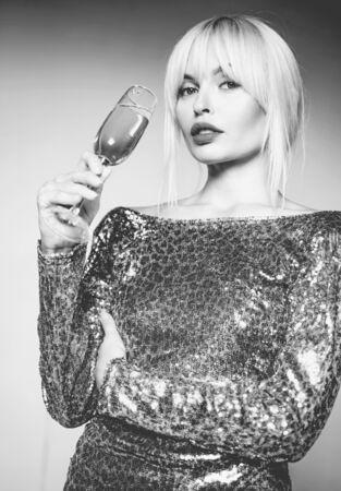 Champagne or wine celebration. Wine festival concept.