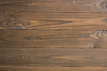 horizontal position: dark wood texture. background old panels. Horizontal position