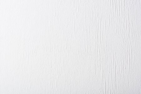 White wood plank texture for background. Banco de Imagens - 130137019