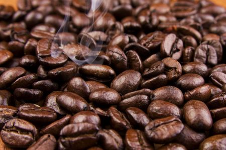 Coffee beans Stock Photo - 7481177