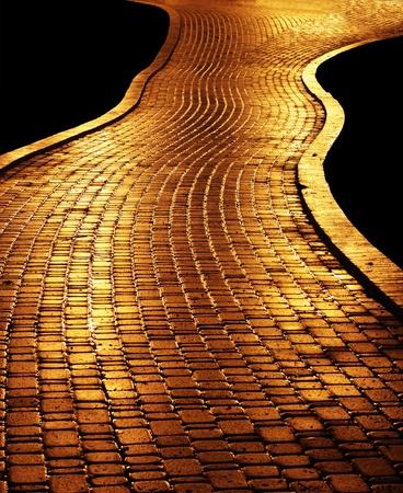 成功に導く黄金の道
