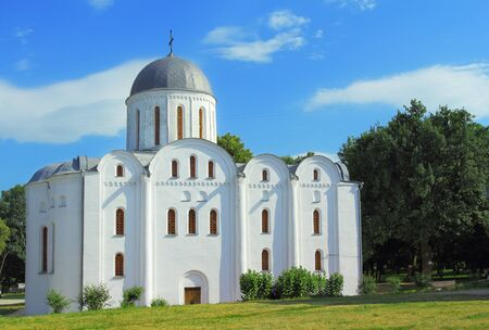 boris: Cathedral of Boris and Glib in Chernigiv, Ukraine
