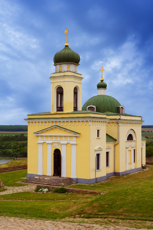 Church of Alexander Nevsky near the Khotyn Fortress, Podillya, Ukraine