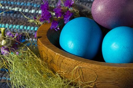 came: Easter came