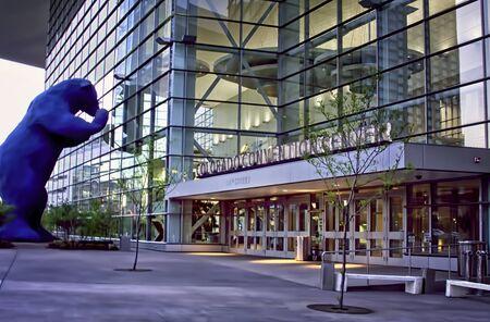 14th: Denver Centro de Convenciones de la calle 14 de entrada