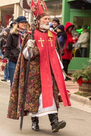 candes: 2012 Georgetown Christmas Market and Santa Lucia Childrens Procession