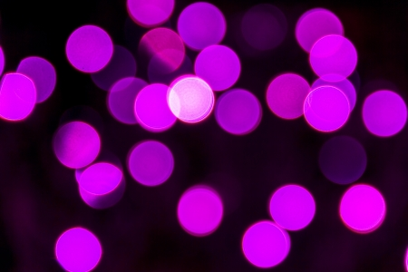 Purple and pink lights bokeh Stock Photo