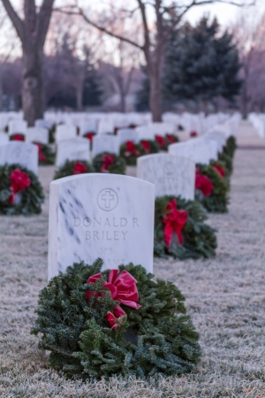 fort logan colorado: 2012 Wreaths Across America at Fort Logan National Cemetery Colorado
