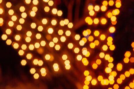 2012 Denver Botanical Gardens Trail of Lights Christmas light display at Chatfield Stock Photo - 17523543