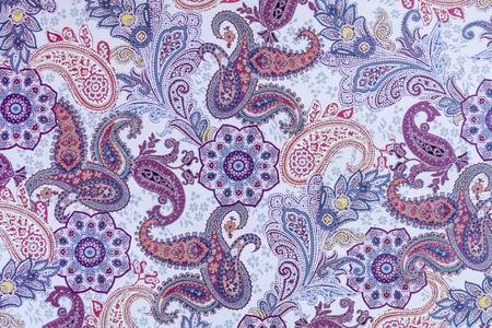 haunted house: Whimsical paisley pattern background
