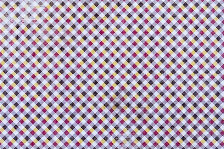 checkered background: Grunge autumn colored checkered background Stock Photo