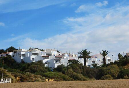 praia: Praia dos Pescadores in Albufeira, Portugal