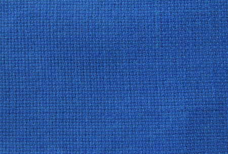 linen fabric: Natural linen fabric for embroidery blue