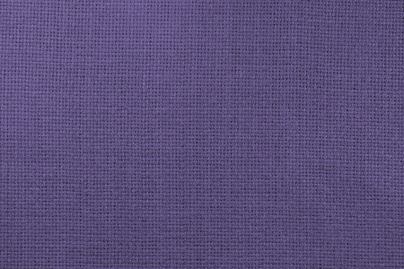 Natural linen fabric for embroidery (photo is toned in ultra violet) Archivio Fotografico - 96052624