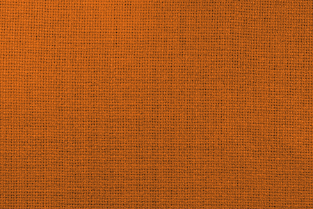 Natural linen fabric for embroidery (toning in autumn maple) Archivio Fotografico - 98176693
