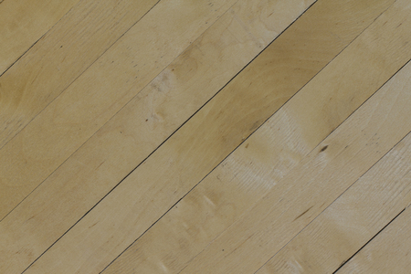 Abstract background of light wood plywood structure. Top view. Empty template. Stock Photo - 100300523
