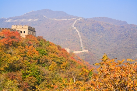 Great wall of China Stock Photo - 16895953