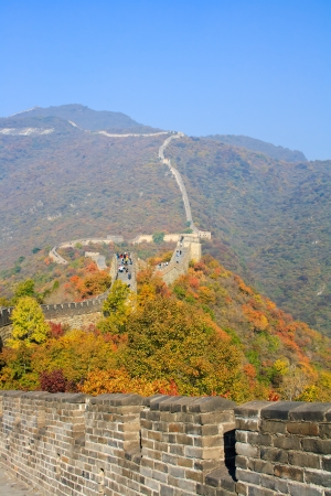 Great wall of China Stock Photo - 16895952