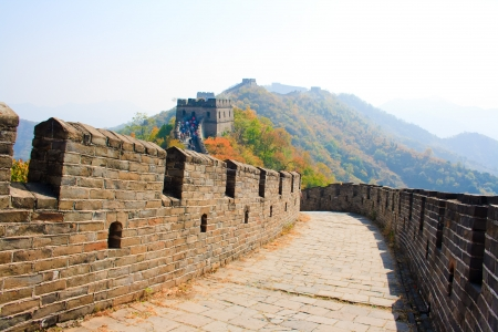 Great wall of China Stock Photo - 16895951