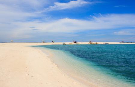 White island. Camiguin island. Philippines.