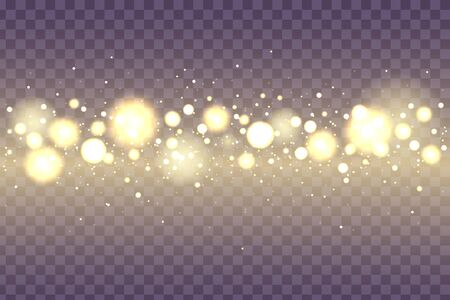 Texture background abstract black and white or silver Glitter and elegant. Blurred light frame. Magic holiday poster, banner. Night bright gold sparkles