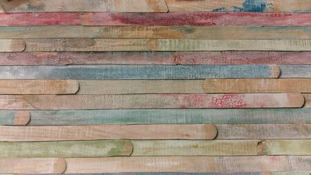 wooden boards: Color wood background