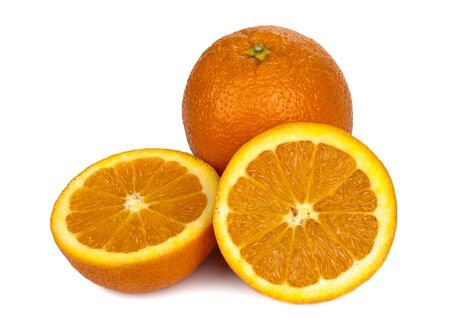 Oranges Stock Photo