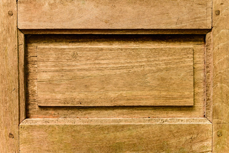 friendless: An aged wooden background frame with copy space