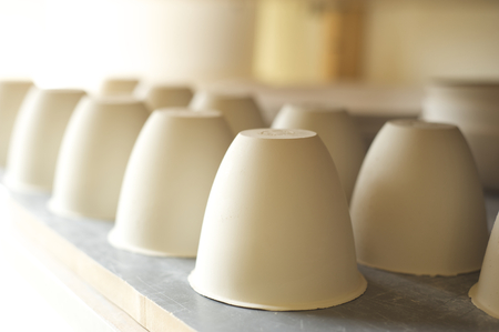 clay: Clay cups - detail